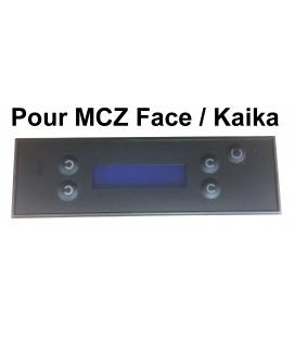 Tableau de commande MCZ Face/Kaika