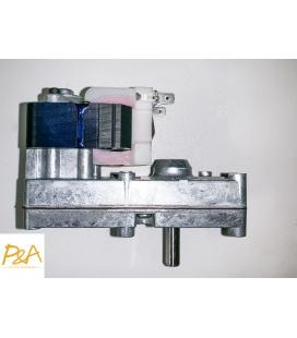 Motoréducteur MCZ 2.0 1,5 rpm + encodeur